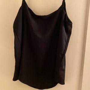 Black v-neck camisole. Brand new!